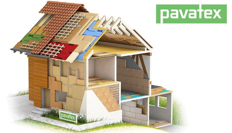 Pavatex, isolation écologique pour toute la maison